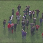 RT @MorganKIRO7: Students with hands over heads after being led out of #Marysville Pilchuck High School. Live http://t.co/pvFp8s386G http://t.co/GV4T5OrVQm