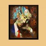 السيابُ العظيم بريشة حيدر المحرابي #الفن_لغة_حياة #العراق http://t.co/Xq4kDWyQZg