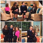 Fun time this morn on @LiveAccess w @KitHoover @MzGossipGirl @bryansafi abt #CheckYourself @avonfoundation campaign! http://t.co/nZr6owtgch