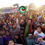 RT @UdarOfficial: It was amazing! The crowd was energetic and proved that Gujrat is strong PTI Fort. #GujratForPTI http://t.co/Li3uIei5SE