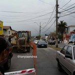 #Antofagasta precaución conductores y peatones en Av.Argentina entre Uribe/Orella trabajos en la vía http://t.co/RiDpbxWmus