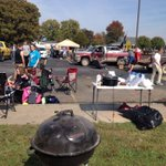 RT @ChipWellgreen: @PeaRidgeHS Homecoming Tailgate! What a great way to get ready for the game. #BlackhawkPride #bestschoolNWA http://t.co/urWJ9hHWKH