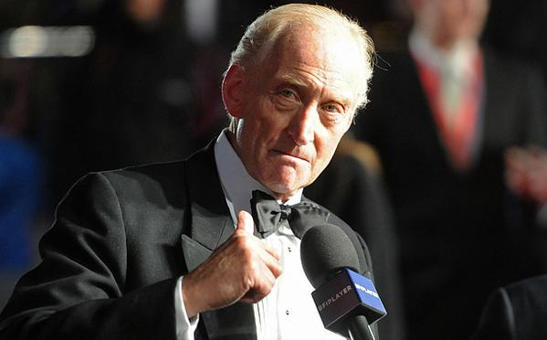 Hello again, Tywin—GameofThrones' Charles Dance is headed to @SyFy: