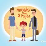 RT @bbcmundo: #nicolastienedospapas, el polémico cuento para niños sobre padres homosexuales en #Chile http://t.co/BcRMDy3fT0 http://t.co/UzMOqMeJ29