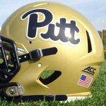 #Pitt will be wearing these helmets against Georgia Tech tomorrow: http://t.co/xToZzZcGrc