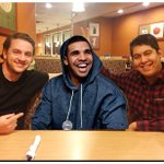 "RT @IHOP: 0 to 100, real quick RT ""@eggybenedict: Took the homie @Drake to IHOP for his birthday last night http://t.co/C7Tvefx2sr"""