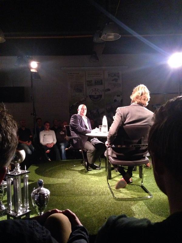 test Twitter Media - Jack van Gelder en Kees Jansma aanwezig bij @svKMD! #070 http://t.co/ejTo1Dbxkk