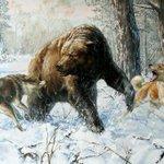 RT @Novorussia_ru: После выступления Путина на Валдае эта картина смотрится еще символичней... http://t.co/YsBQMPtimi