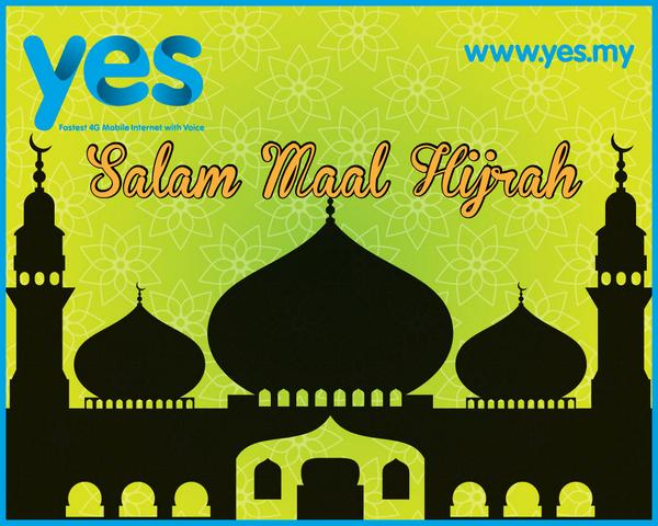 Salam Maal Hijrah to all our Muslim fans! May this be a blessed one. :) http://t.co/pLjnt4SftW