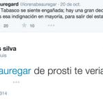 troles de @Gobierno_Tab llaman prostituta a priista que critica lo mal que está #Tabasco @IvonneOP @villavicencio18 http://t.co/z6kUPdALkB