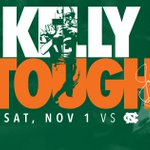 RT @MiamiHurricanes: We need EVERYONE at homecoming next Saturday, and WEAR GREEN. Events, featuring JIM KELLY: http://t.co/JDcxqng16w http://t.co/R6VpaogCPA