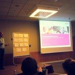 Ein Jahr Community Management beim @avv_info. In der Abschluss-Session des #SMDAC14 zieht Markus Vogten Bilanz. http://t.co/RszAMt1kyM