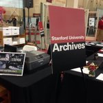 RT @StanfordArchive: @jonweisman Bring that scrapbook to the Ford Center and well scan it for you! #stanfordreunion #yourstanfordlegacy http://t.co/ccGGwGXGYY