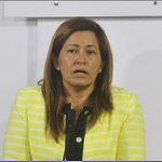 RT @UltimaHoracom: La diputada Cristina Villalba promete despojarse de sus fueros http://t.co/hEAoZ6Z9Fu http://t.co/4kmA4ShVll