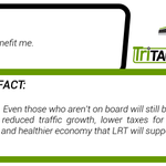 RT @TriTAG: Mythbusting the election #5: Will I benefit from LRT even if I dont ride it? http://t.co/1H5s4UlQx6 #WRvotes #wrLRT http://t.co/q4ZHo5A3GX