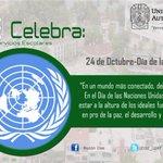 Estemos a la altura de los ideales fundacionales y colaboremos en pro de la paz,el desarrollo y los derechos humanos http://t.co/SShJuKeMnW