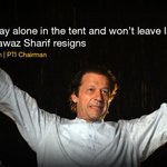 Imran vows to continue anti-govt protests http://t.co/ygVrrykY7B http://t.co/WDsuwTeDQv Well Khan sahib wish u best of luck ♥