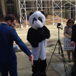 RT @JonLemire: The scene outside City Hall as we depart for @BilldeBlasios Ebola briefing. http://t.co/066EcFmt4U
