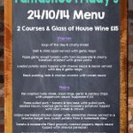 RT @scalinisgos: Ooooooh! How tasty does todays #FantasticoFriday menu look? #Newcastle #Gosforth http://t.co/A1ACawBnJ0