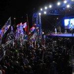 Frente Amplio cerró campaña electoral con el acto masivo más importante de todos http://t.co/nfXsnqtISZ http://t.co/OLaRF3XhN9