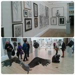 Lots to enjoy at the @RWABristol Open Exhibition today. http://t.co/KtxWrnu5vH