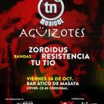 #TN8Musical presenta #LosAgüizotes Viernes 24 de octubre Bar Ático de Masaya http://t.co/QmShWRGoKQ