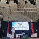 En la Asamblea Nacional de Personeros #pazterritorial, resaltó la labor valiente y el compromiso de los personeros http://t.co/Cv9zFrL9GY