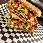 RT @ClutchWings: Follow @ClutchWings and RT our Fried Chicken Melt for a chance to win a #FREELUNCH. Winner picked at 2pm. http://t.co/HMasVsELIO