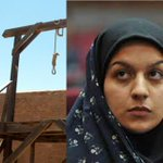 #Iran #SaveReyhanehJabbari who defended herself against a rape attempt! is set to be executed tomorrow http://t.co/6US0uNHNW5