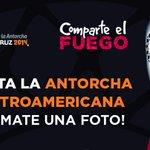 Desde hoy ya puedes conocer la Antorcha de #Veracruz2014. #Veracruz #Xalapa. http://t.co/akYNVS0Qsc http://t.co/IKERicWep1