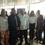 RT @FSBolivar: #Ahora @rangelgomez y otras autoridades del Edo. Bolívar recorren las instalaciones de la Operadora Turística Bolívar http://t.co/4NNjR6QzDK
