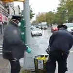 RT @RT_America: NYPD caught dumping gloves, masks from Ebola site into street garbage can (VIDEO) http://t.co/6e0Sj2qpxs http://t.co/TKfF4HFBJV