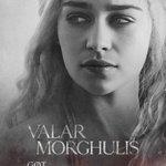 "RT @thronecast: ""Yes, all men must die. But we are not men."" - Daenerys Targaryen #GameOfThrones http://t.co/yfgLgD3FiM"