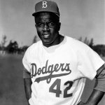 RT @Dodgers: Today marks 42 years since the passing of No. 42. Thank you, Jackie. Rest in peace. http://t.co/JbvDHTqkLK
