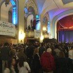 RT @WuWCVB: .@HillaryClinton raising $500,000 at pre @marthacoakley Boston rally from 100 supporters #wcvb #mapoli http://t.co/Mf8SrF7UJP