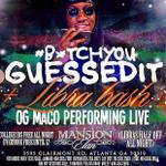 Tonight its going down @ Mansion élan OGG Maco LiVE Come TU W/ #Gems ???????????? http://t.co/lwInZkzlsB
