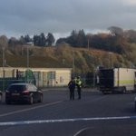 RT @BarryWhyte85: Security alert ongoing in Strabane, two devices found, one understood to be a trip wire bomb http://t.co/4BaqOZbPFf