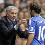 Jose Mourinho had this to say about Juan Mata ahead of the match against United. Harsh!! http://t.co/vqELqBOUNF . http://t.co/7P9T13Pqij