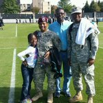 RT @USOofNC: Ssg Stephanie Gaskins from Ft Bragg lines up for @Panthers practice thanks to @USOofNC! #thankyouforyourservice http://t.co/xEyz2aoaFV