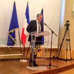 """.@saurel2014 : """"Aujourdhui est un grand jour pour Montpellier Méditerranée Métropole !"""" #Rassemblement #construire http://t.co/e7yVIkMmvV"""