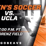 Its our Kick Cancer game tonight as we play UCLA! #GoBeavs http://t.co/GtKtOoQVqq