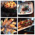RT @wcnc: Todays lunch on the @hornets! Sampling some good food for the upcoming season at @TWCArena. http://t.co/vKEEvXfwqu
