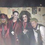 RT @Slasher_Vamp: @Vamp_Carmilla @leprechaun_ie We went to c @nlmhag Shes Crazy!! Beware #batty #bitemedublin Thanks 4 #summonthevamp http://t.co/wRZ3R52M4d