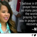 RT @FoxNews: Dallas nurse Nina Pham will return home to Texas after recovering from #Ebola to reunite w/ her family & dog Bentley. http://t.co/is73uYbBF9
