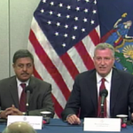 LIVE: NYC Mayor de Blasio gives update after doctor diagnosed with Ebola at NYC hospital: http://t.co/0nuzHcvr2J http://t.co/TqNtJnWKB5