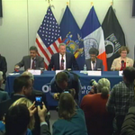 LIVE NOW: NYC Mayor @BilldeBlasio updates on the city's first Ebola patient http://t.co/U8Zl5oIgoA http://t.co/5BlwqS8fbx