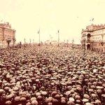 RT @abollis: #Trieste 26 ottobre 54 ritorno allItalia Oggi alle 22.30 domani alle 10.30 su @RaiStoria il docu-film di @sangermax http://t.co/DnOGOaSPc8