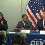 RT @NBCNightlyNews: 'No cause for alarm' - NYC Mayor @BilldeBlasio on the citys first Ebola case http://t.co/TYh7Aahgrq