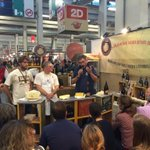 #SaloneDelGusto #Teo racconta #Mielika e #Leön i formaggi irlandesi #Presidio #SlowFood http://t.co/WIzPReGc9U