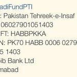 RT @CymaAslam: #FundNayaPakistan #FundNayaPakistan for One Nation One Kaptaan One Movement One Destination Naya Pakistan !! http://t.co/ELfja7OkZZ